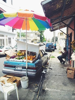 Franks Fruit Stand