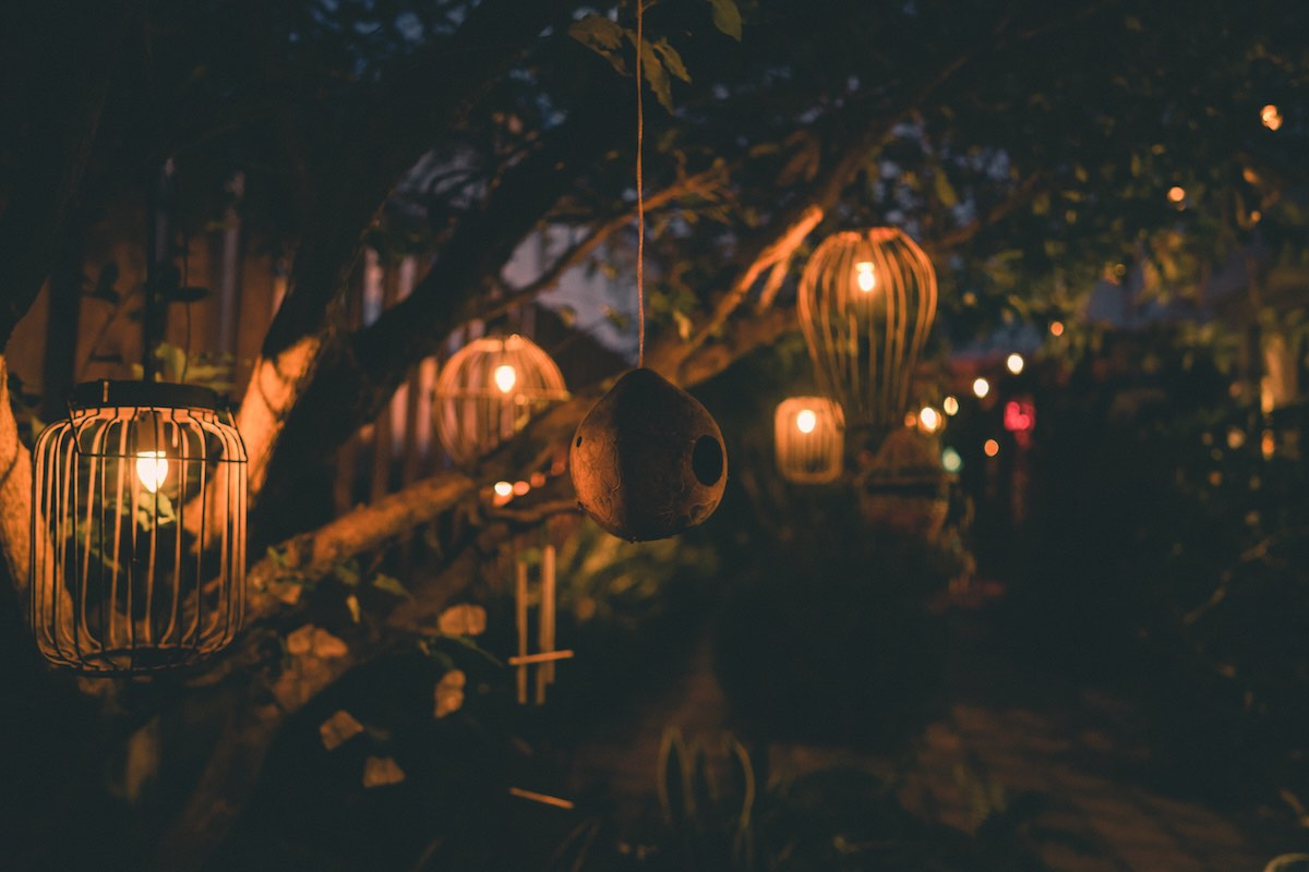 Dreamcatcher by Night