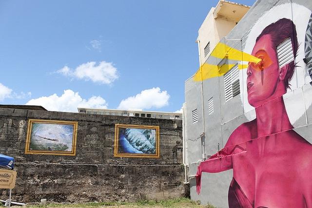 Graffiti Art in Santurce