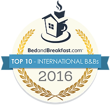 Best Bed and Breakfast Award