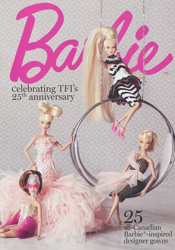 BARBIE'S 25th ANNIVERSARY / FLARE MAGAZI