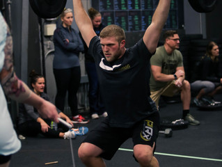 Tuesday, December 10th - Back squats and Pull Ups