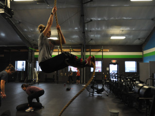 October 22nd, 2019 - Snatches and Thrusters