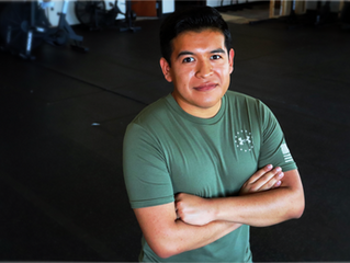 Athlete Spotlight: Ray Osorio O'pry