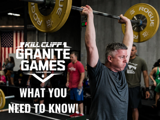 Granite Games Throwdown: Division Guidelines