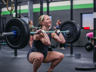 October 29th, 2019 - Squat and Row