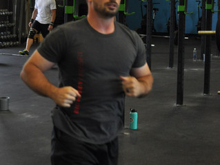 Saturday 8/26/17 - Is this a Partner WOD?