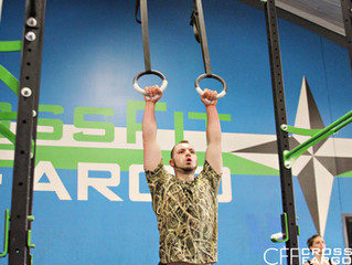 Get your Muscle Up (GYMU) by New Years!