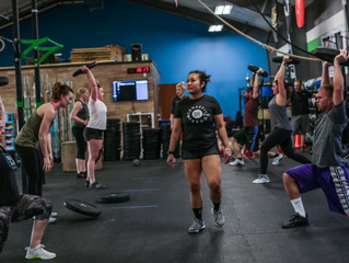 Monday, November 25th- BACK SQUATS AND LUNG(E)S.