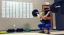 Featuring Kylie H: From Boot Camp to Weightlifting Competitions