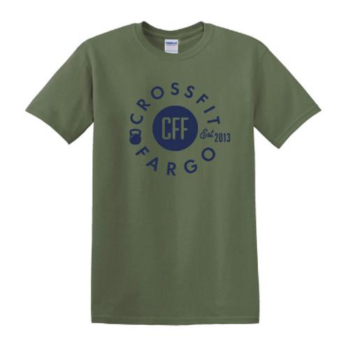 CFF Circle Tee