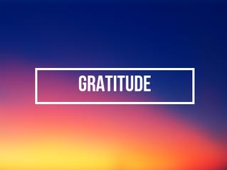 Mindset Monday - Gratitude
