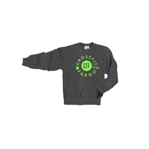 CFF Youth Crew Sweatshirt