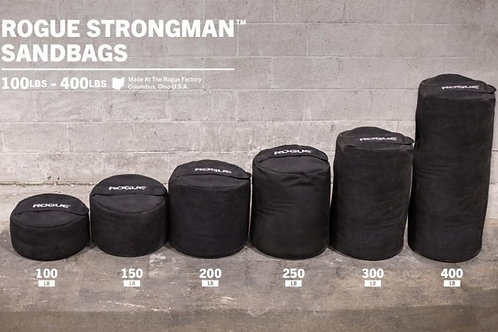 200lb Rogue Strongman Bag (filled)