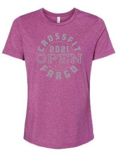 CFF Open/FNL Women's Shirt