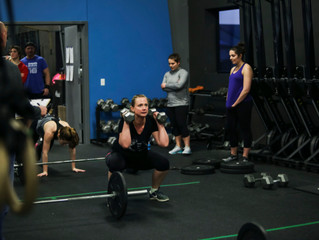 Thursday September 27, 2018 - Build the Back Squat