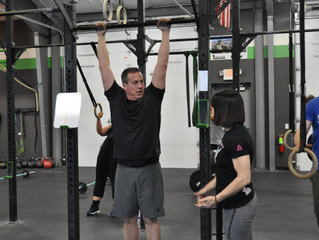 Sunday March 15, 2020 - Shoulders and Core