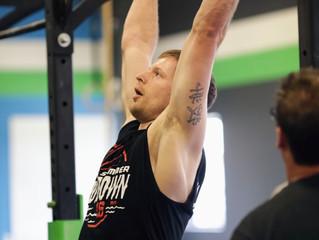 Monday, 5/11/2020 - Bodyweight Chipper