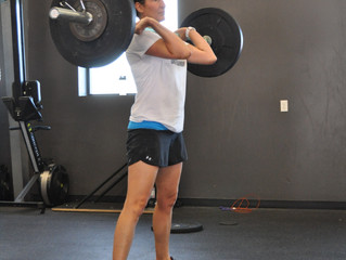 Friday August 24, 2018 - Clean & Jerk Day :)