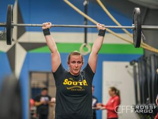 Monday 4/10/17 - Dakota Games Qualifier Event 4