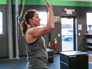 Tuesday, December 31st - Snatches and Burpees
