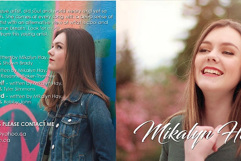 Mikalyn Hay - Debut EP