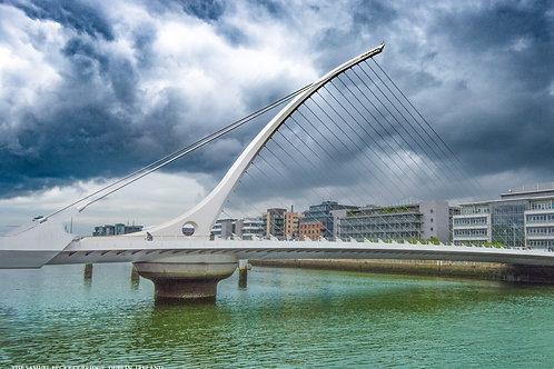 The Samuel Beckett Bridge - Dublin