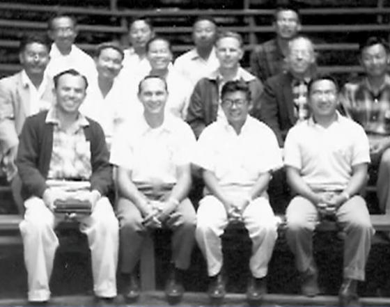 pastors attending mt hermon 1960.png