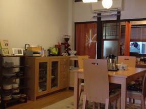 お家カフェきっちん スタジオ