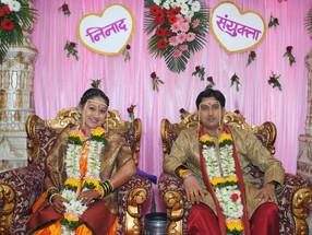 ヒンズー教の結婚式