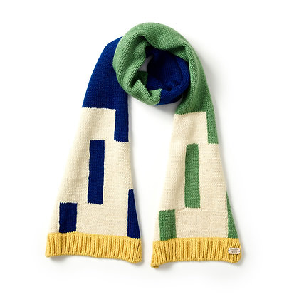 Rafter Scarf in Meadow