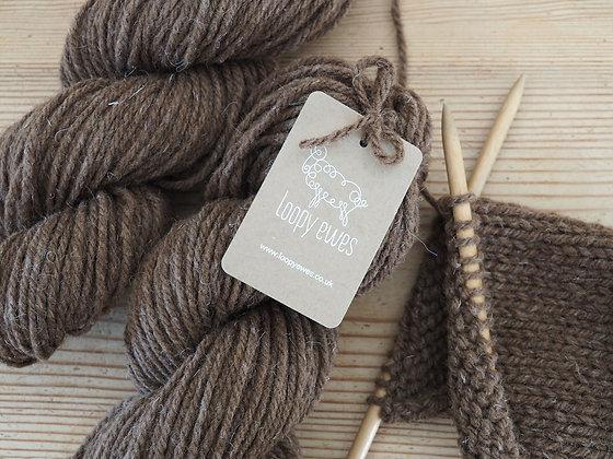 Natural, Rare Breed, Chunky Knitting Yarn