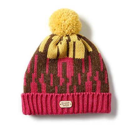 Bobble Hat in Autumn