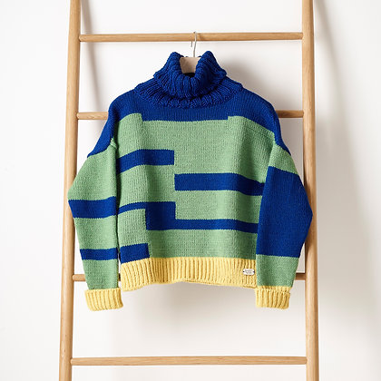 Rafter Jumper in Royal Blue