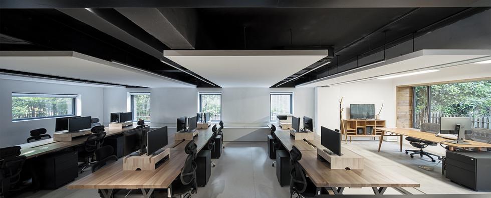 久舍营造工作室办公空间改造
