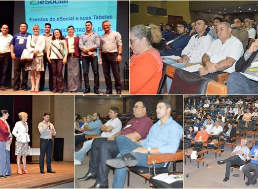 ASPREVPB realiza com sucesso II Seminário Estadual sobre o e-Social