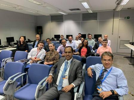 """ASPREVPB participa da palestra """"RPPS - Cenários e Estratégias de Investimentos"""""""