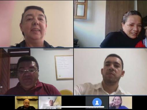 ASPREVPB promove reunião online para discutir questões diversas sobre a instituição e sobre os RPPS