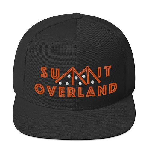 Summit Overland Snapback Hat