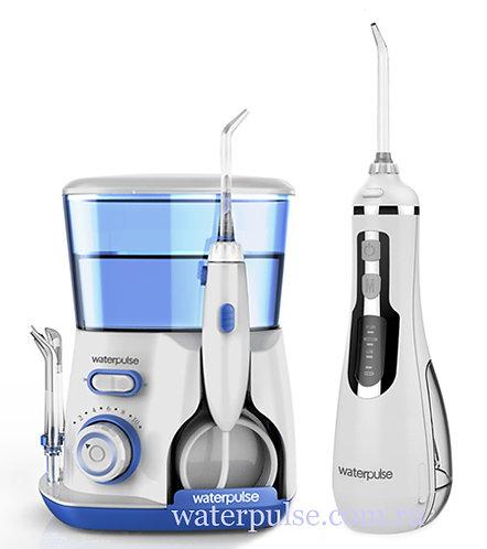 Waterpulse V300 + V500 pro (стационарный+портативный)