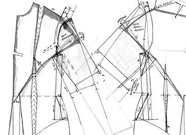 ROHMY Pattern Fashion Sketch