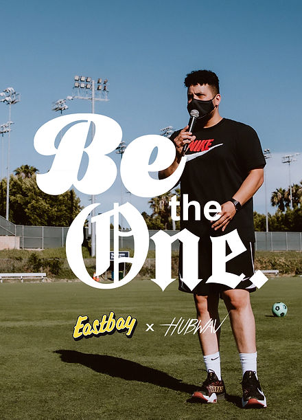 be the one eastbay mando fresko