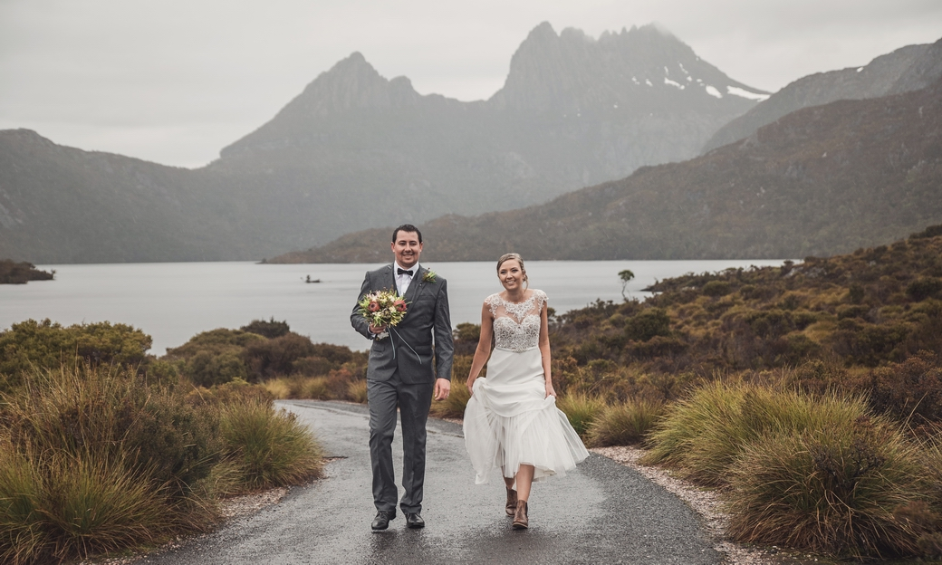 Adam & Jess - Cradle Mountain