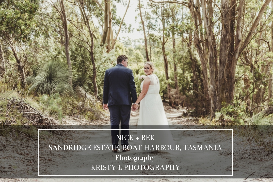 Nick & Bek, Sandridge Estate