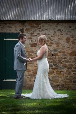 Lachlan & Kirsten, Entally Estate