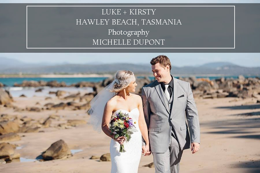 Luke & Kirsty, Hawley Beach
