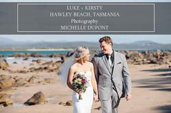 Luke & Kirsty, Hawley Beach