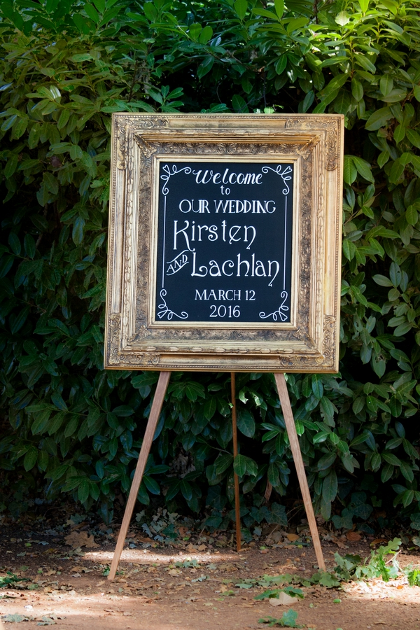 Lachlan & Kirsten, Entally Estate