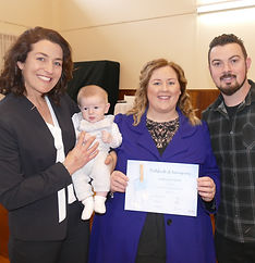 Marry Me Tasmania Baby Naming Ceremony