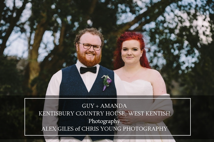 Guy & Amanda, Kentisbury Country Cot